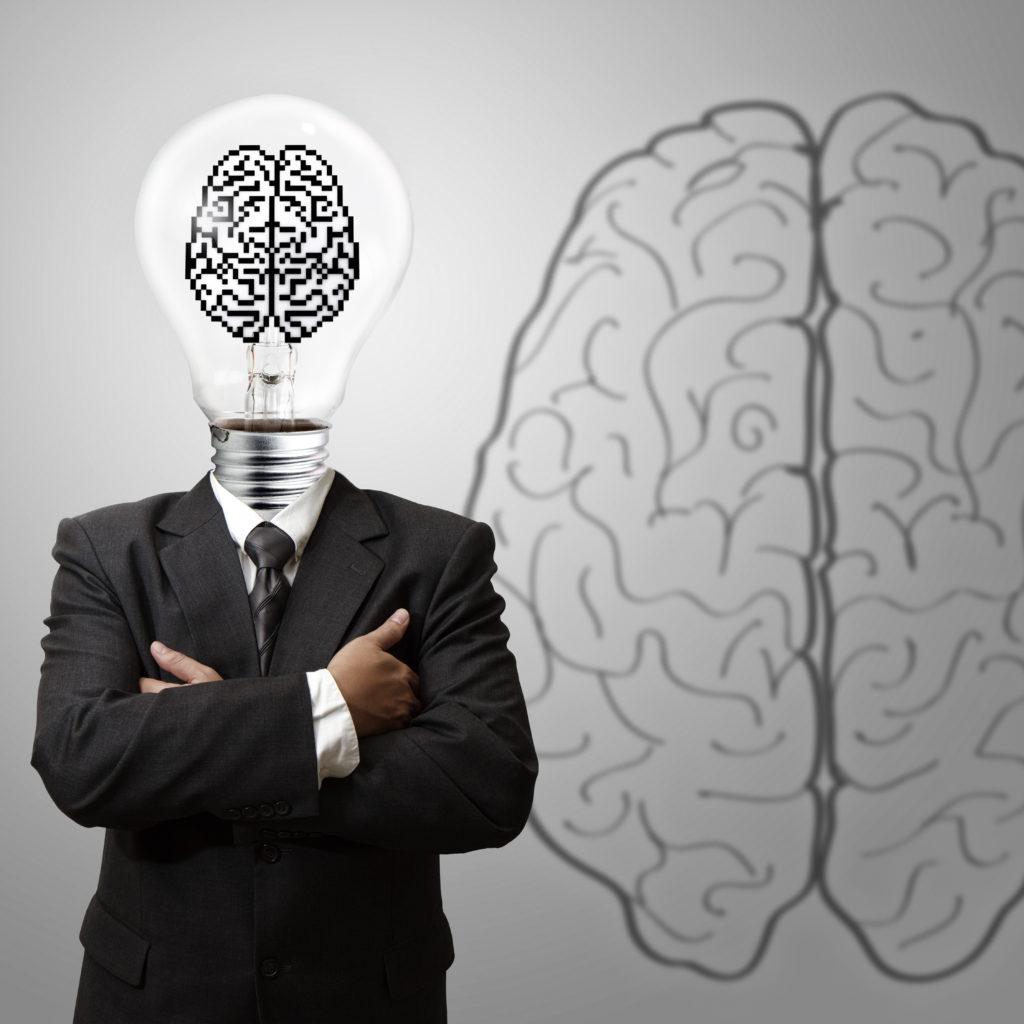 脳のキャラクター